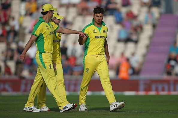 Marcus Stoinis was brilliant at the death