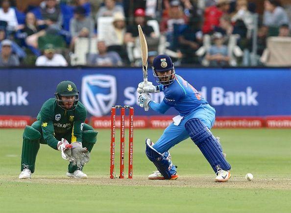 South Africa v India - 5th Momentum ODI