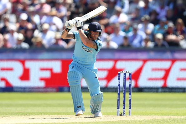 England v New Zealand - ICC Cricket World Cup 2019