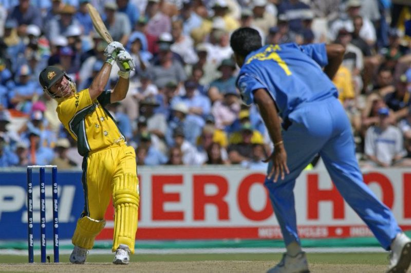 On this day in 2003: Ricky Ponting blows away India in World Cup ...