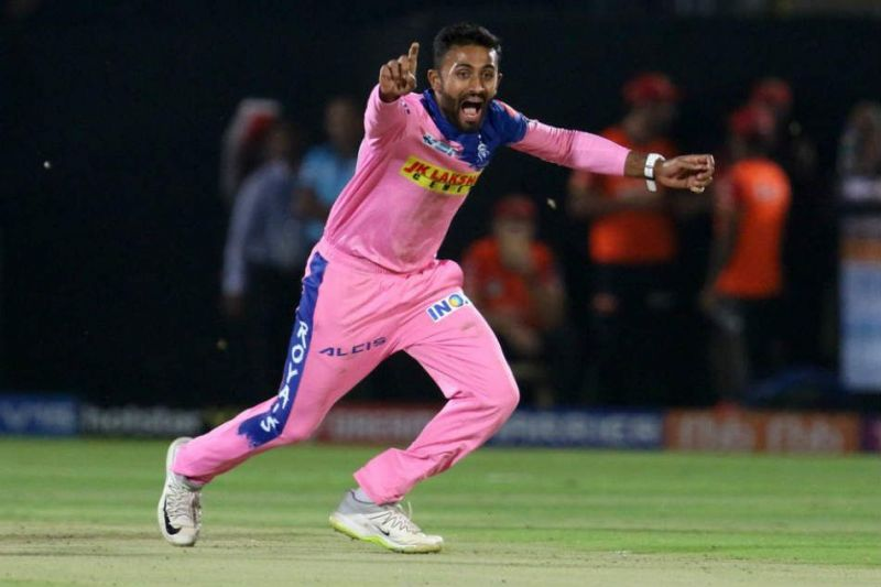Shreyas Gopal was one of the stars of the show in IPL 2019 (Picture Courtesy: iplt20.com/BCCI)