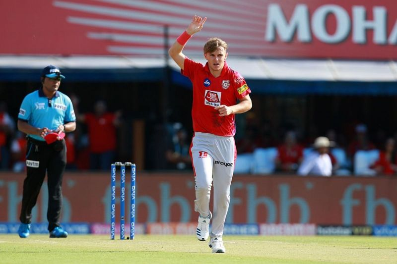 Sam Curran struggled to live up to his hefty price tag.