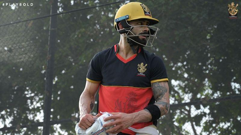 ipl 2020 latest photos and videos as virat kohli and rcb hit the nets kxip and rr continue to sweat it out yahoo cricket virat kohli and rcb hit the nets kxip