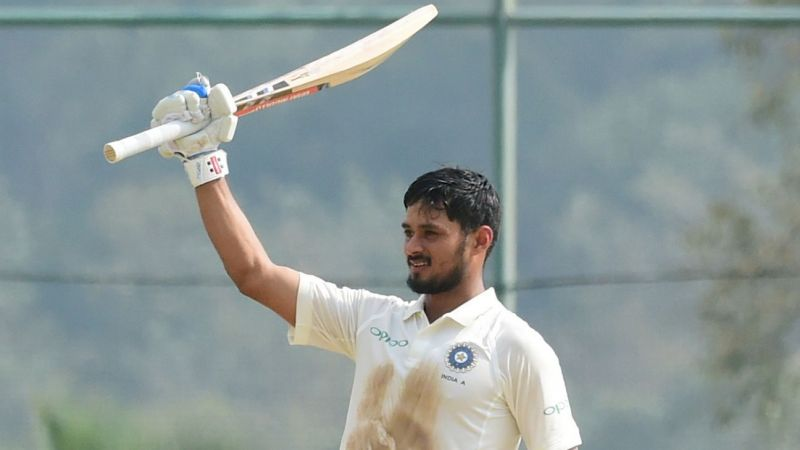 Priyank Panchal has done the bulk of scoring for Gujarat in the past few years