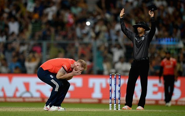 Stokes was inconsolable on that night in Kolkata