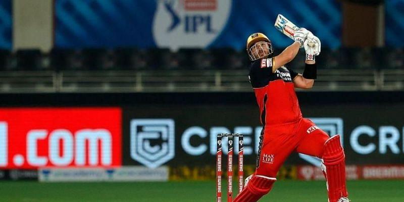 Aaron Finch has struggled to get going in IPL 2020