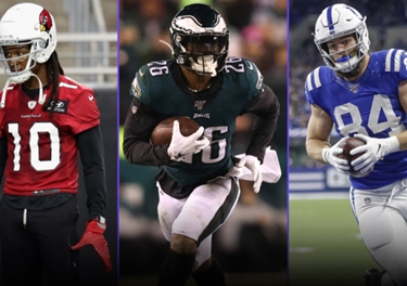 Using Available Touches Targets To Help Spot Fantasy Sleepers Busts