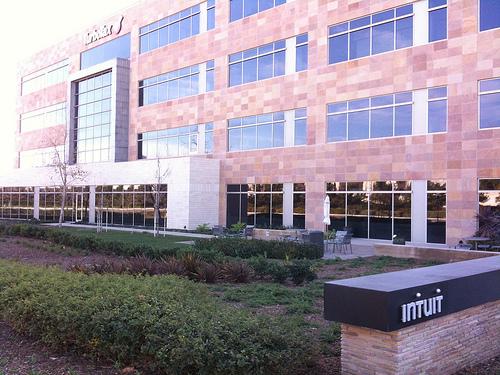 Intuit's TurboTax headquarters
