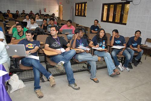 Yahoo! HackU @ IIT Delhi
