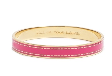 Kate Spade bangle, $42.00.