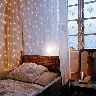 Fairy Lights Wall Decor : Yahoo Health
