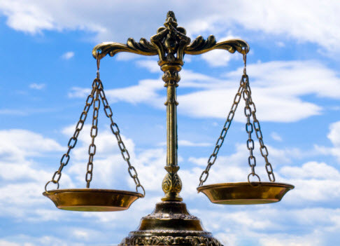 scales of justice (credit: Thinkstock)