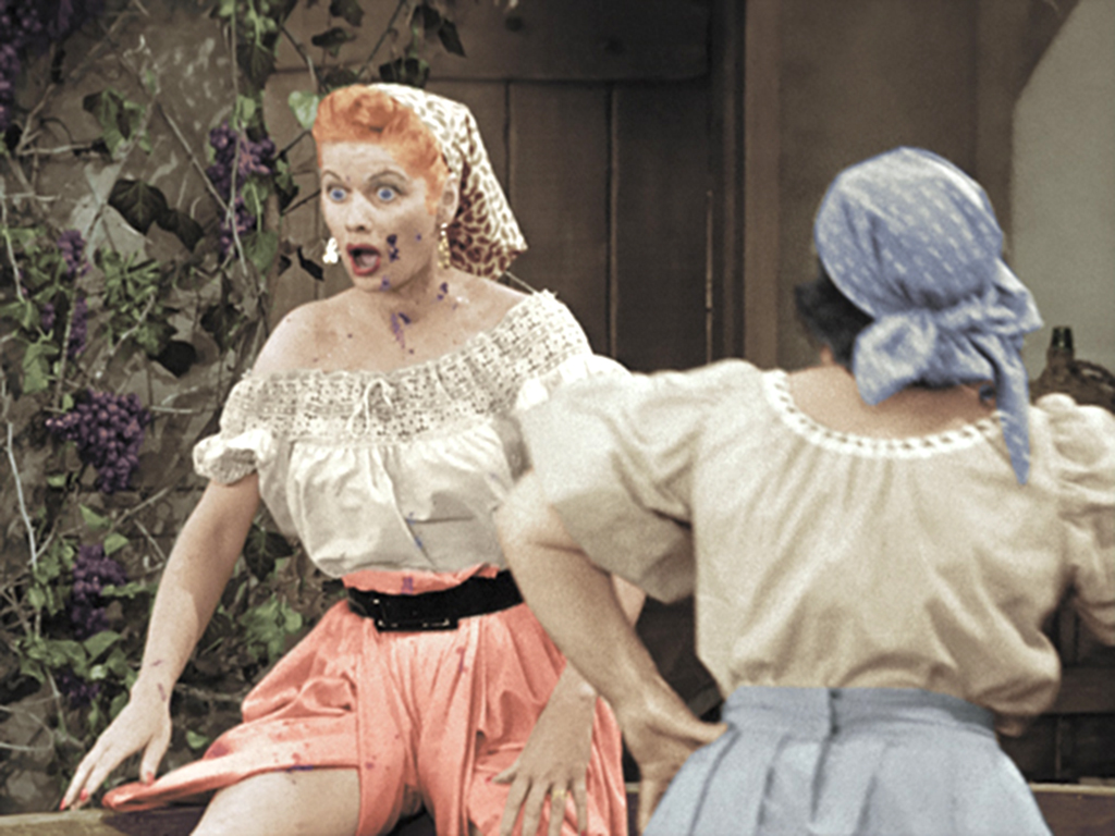 Everything Lucy Lucille Ball I Love Lucy Christmas Special To Air
