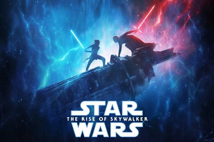 Disney releases Star Wars too