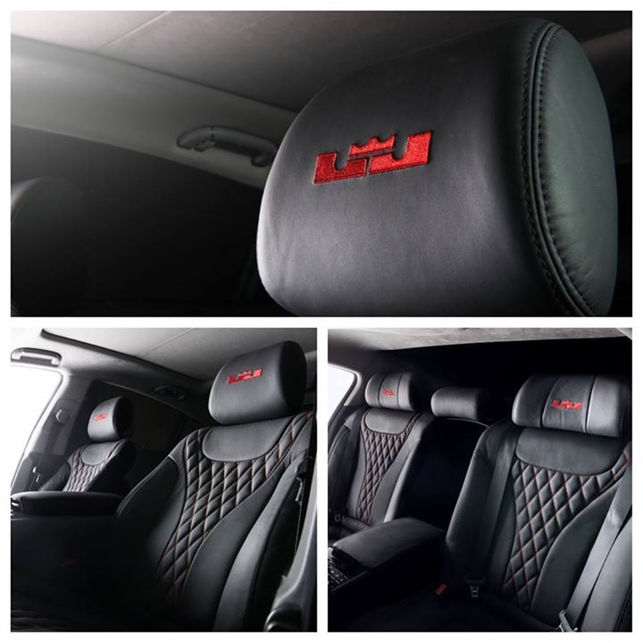 kia debuted lebron s special edition k900 and nobody noticed. Black Bedroom Furniture Sets. Home Design Ideas