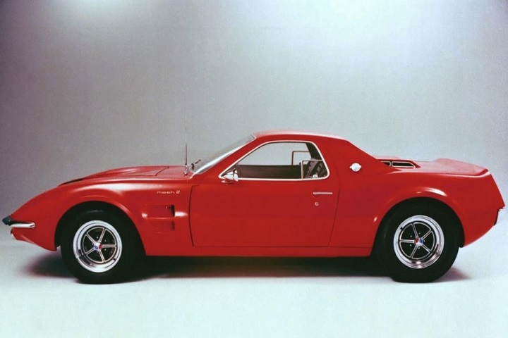 the mid engine 1967 ford mustang mach 2 concept we almost had. Black Bedroom Furniture Sets. Home Design Ideas