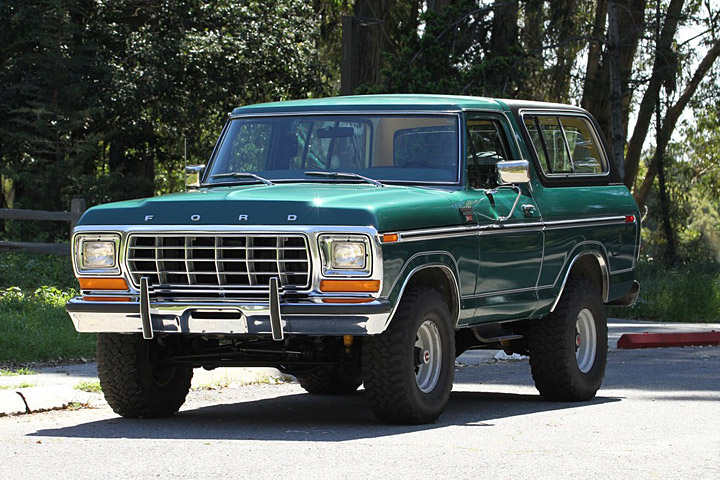 This Ford Bronco Ranger Is A Flawless 70s Survivor