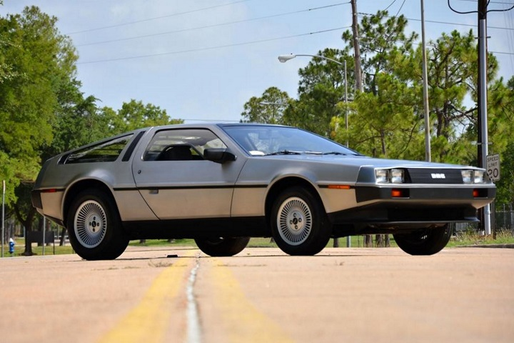 the new delorean will have more horsepower than ever. Black Bedroom Furniture Sets. Home Design Ideas