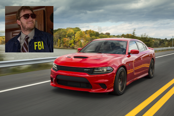 Teen Poses As FBI Agent To Steal Dodge Charger; Things Go
