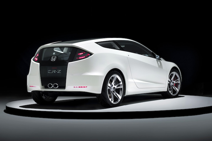 Honda Cr Z Concept Exterior Photo