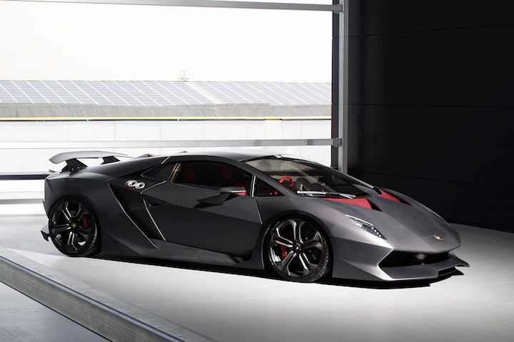 This Gif Of Every Lamborghini Ever Made Will Mesmerize You