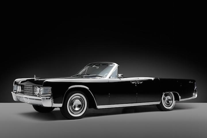 Lincoln Continental Clic