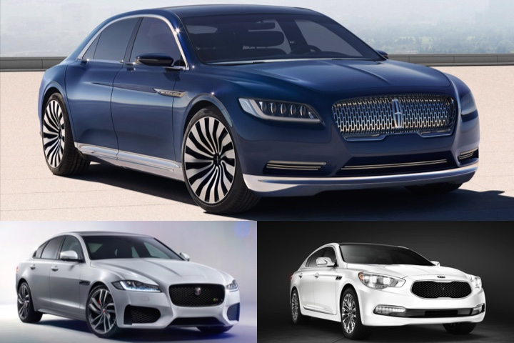 why does the lincoln continental concept look so uninspired. Black Bedroom Furniture Sets. Home Design Ideas