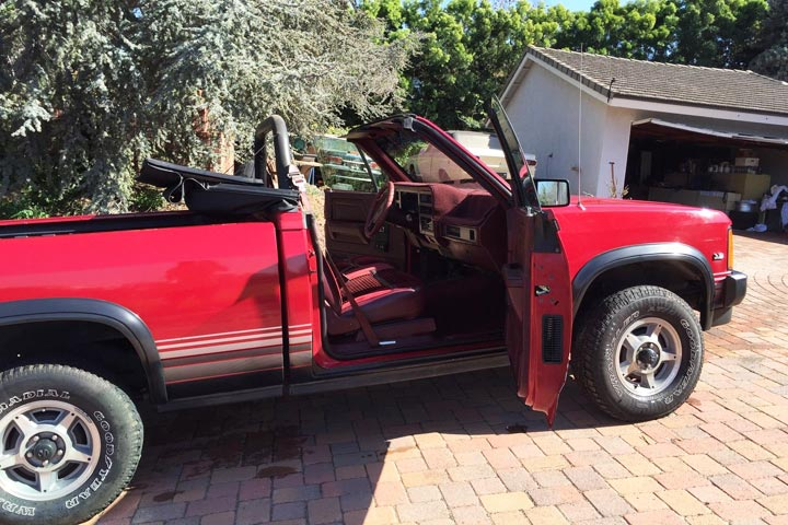dodge dakota convertible was too cool to last yahoo