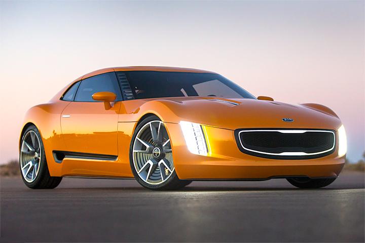 High Performance Kia Sedan And Stinger Coupe Rumored For