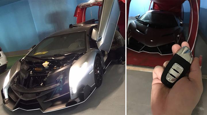 Lamborghini Veneno For Sale >> A Rare Lamborghini Veneno Is Up For Sale Only 11 Million