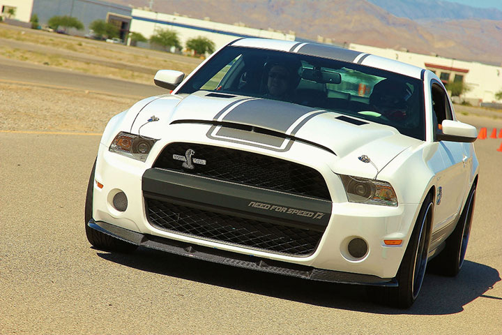 1 Of 1 Need For Speed Shelby Gt500 Comes Up For Auction