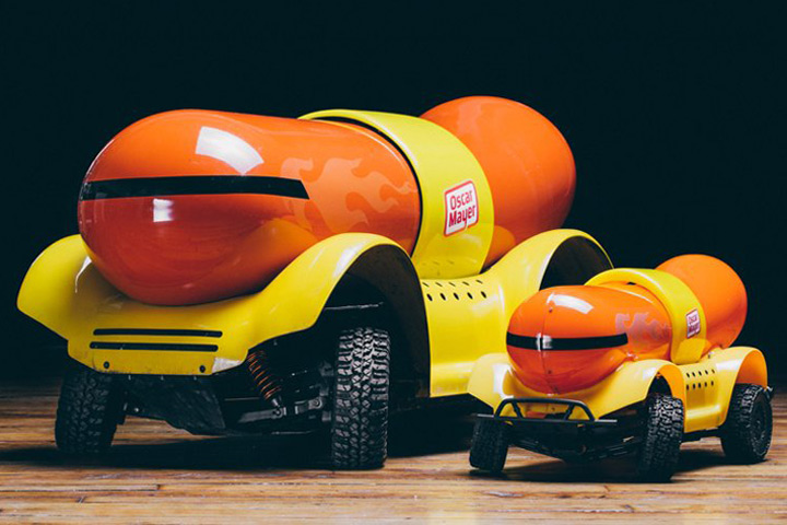 oscar mayer is selling wienermobile rc cars this week only. Black Bedroom Furniture Sets. Home Design Ideas