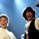 Bill and Ted Bill and Ted Meet Rufus Daughter in First Face the Music Clip: Watch