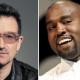 Bono Kanye West Black Skinhead Songs that Saved My Life
