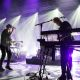 local natives cosores 07 Local Natives Perform Dark Days with Amelia Meath, When Am I Gonna Lose You on Kimmel: Watch