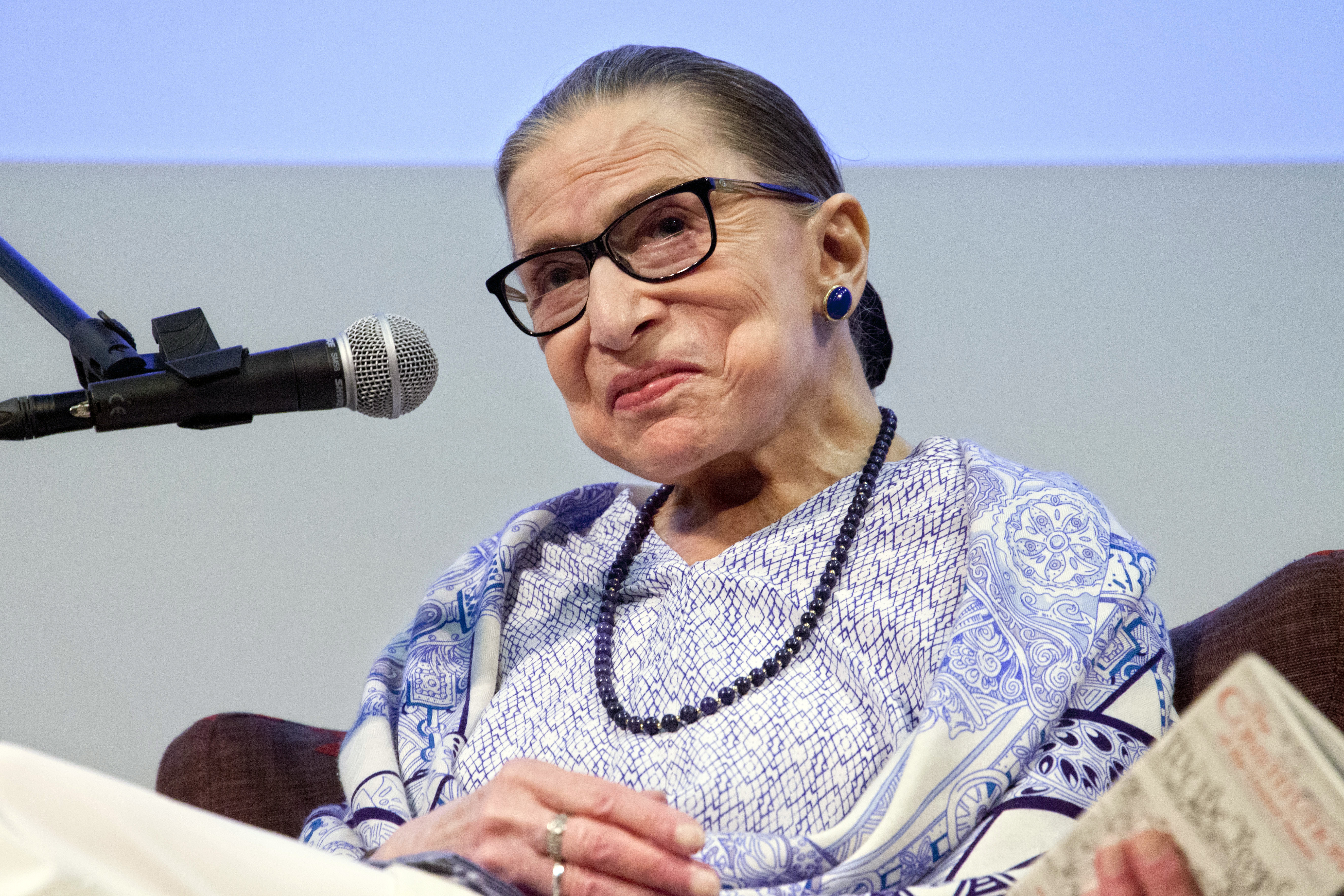 """U.S. Opera Scene Pays Tribute To Ruth Bader Ginsburg, Celebrates Supreme Court Justice's """"Tireless Devotion To The Ideals Of Our Country"""""""