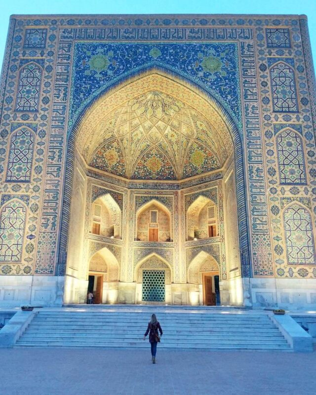 What Makes Uzbekistan An Unsung Hero Amongst Travellers To Asia; Shreshtha Goswami; ED Times