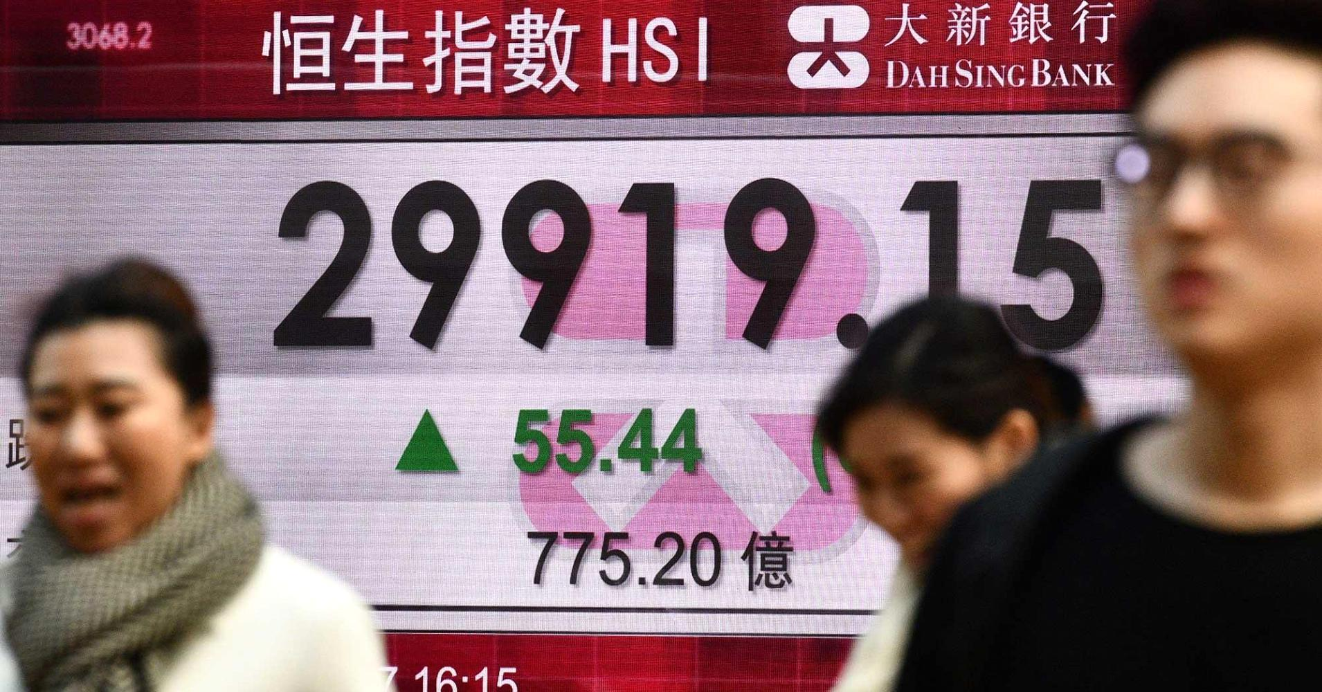 The best-performing Asian indexes in 2017 look set for more gains in the new year