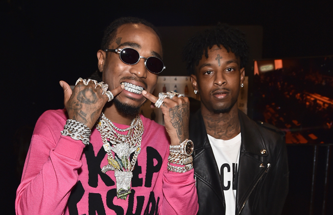 10 Things We Learned From Quavo's Debut Solo Album 'Quavo
