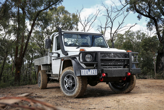 Mercedes benz 39 s timeless g class returns to its roots in for Mercedes benz finance canada