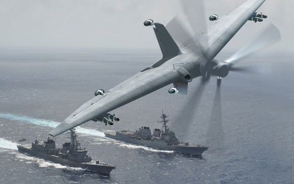 General Electric and Northrop Grumman Will Put a Drone on Every Boat