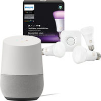 Google Home + Philips Hue A19