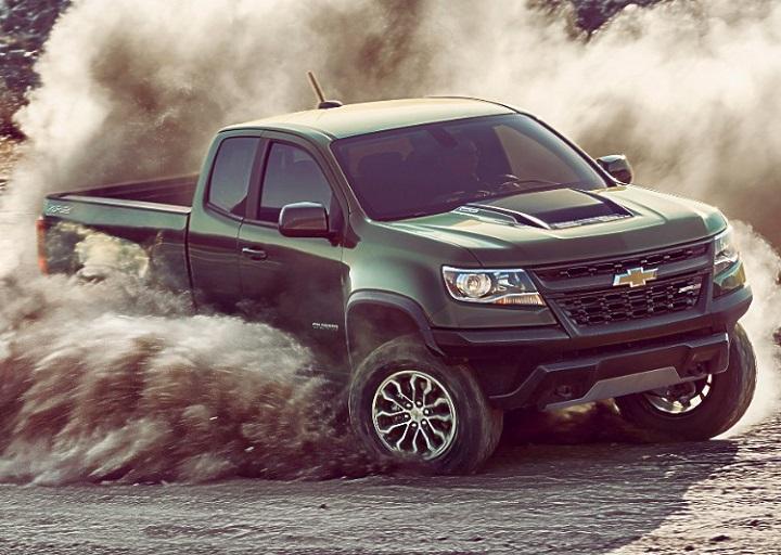 Chevrolet Trucks Suvs And Vans 2017 Model Overview