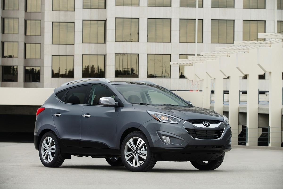 2015 Hyundai Tucson photo