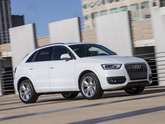 2015 Audi Q3 photo