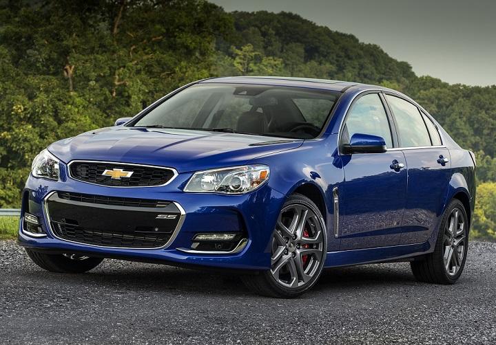 New For Chevrolet Cars
