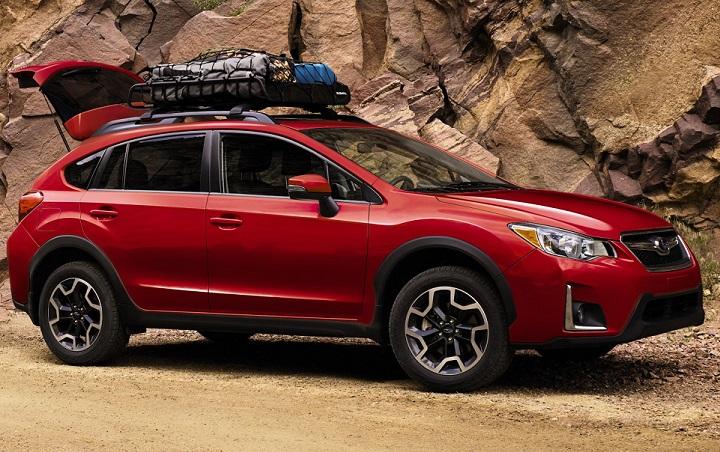 New For 2017 Subaru