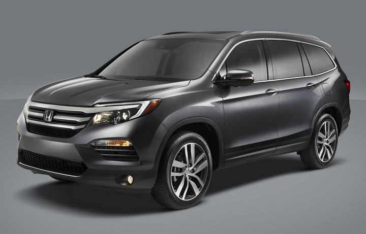 New For 2017 Honda