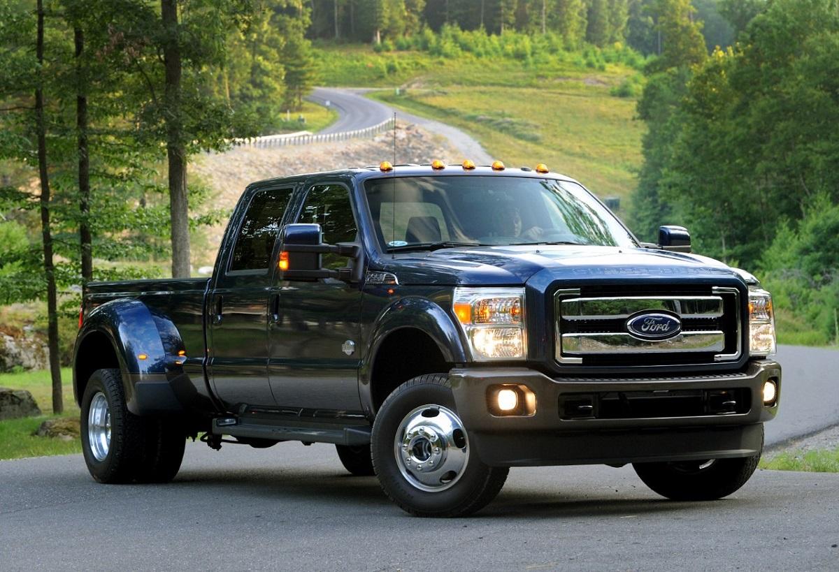 2015 Ford F-Series Super Duty photo