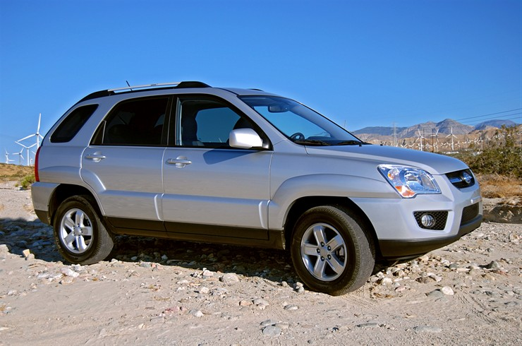 Recall Roundup: Kia Recalls Sportage SUV; Nissan To
